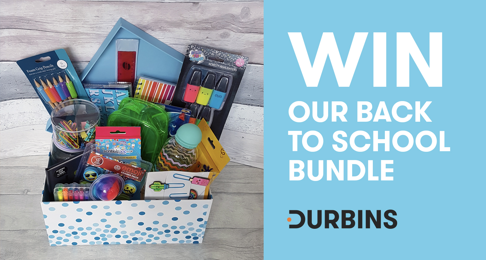 WIN our Back to School Bundle
